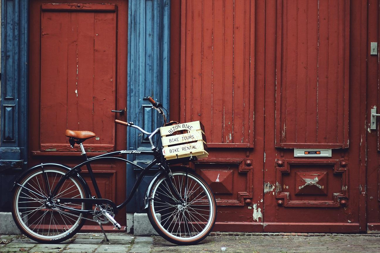 fietsverhuur leiden